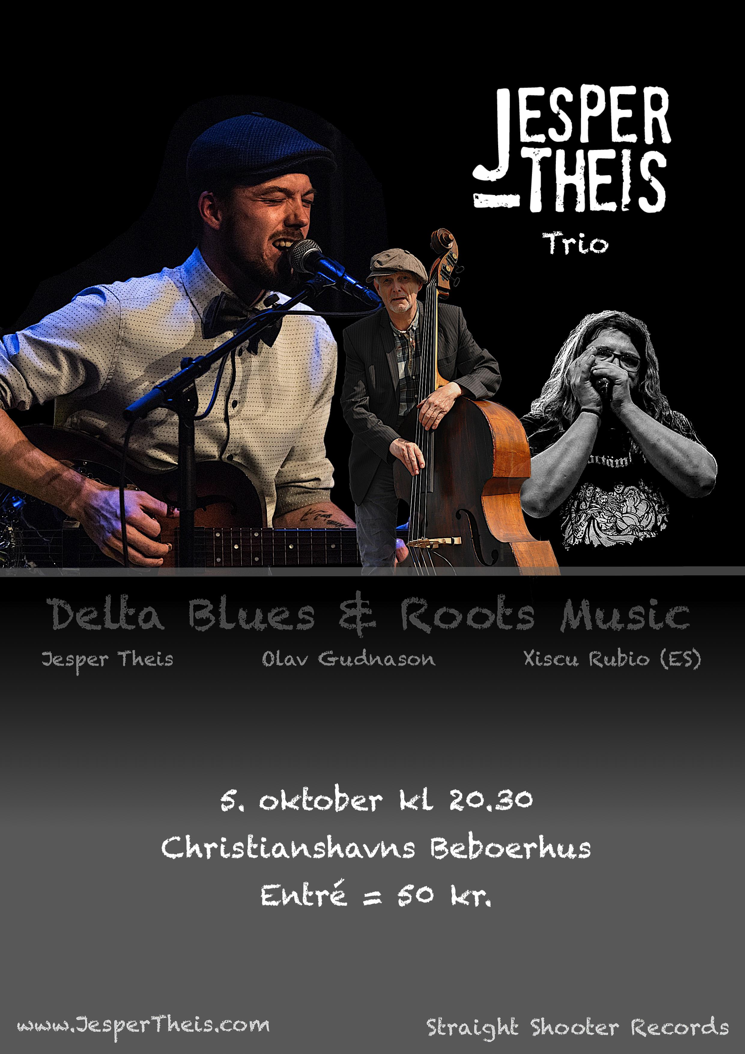 Jesper Theis Trio
