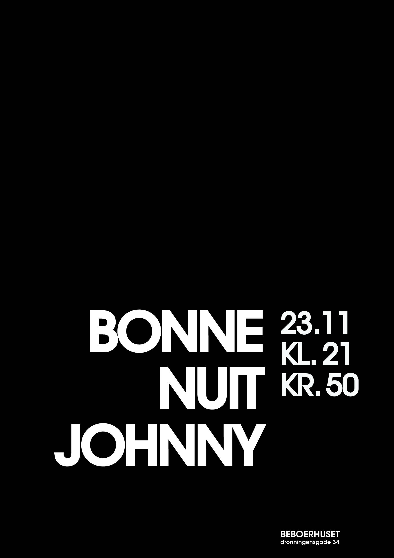 Bonny Nuit Johnny