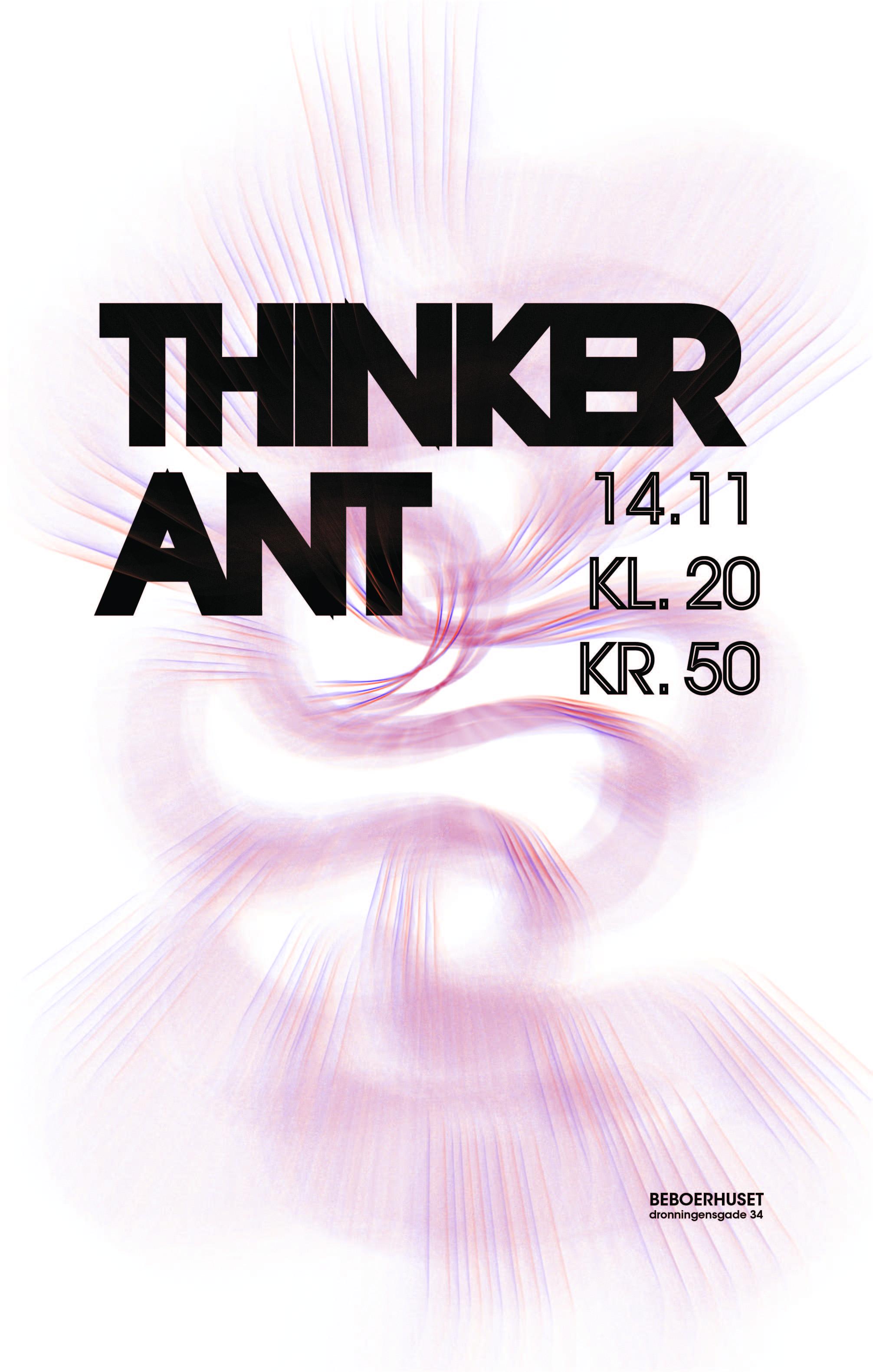 Thinker Ant