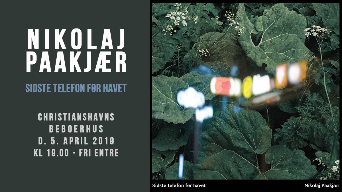 Nikolaj Paakjær – Releasefest