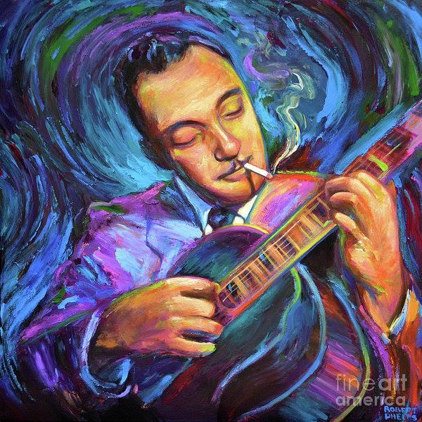 Django Reinhardt Jam