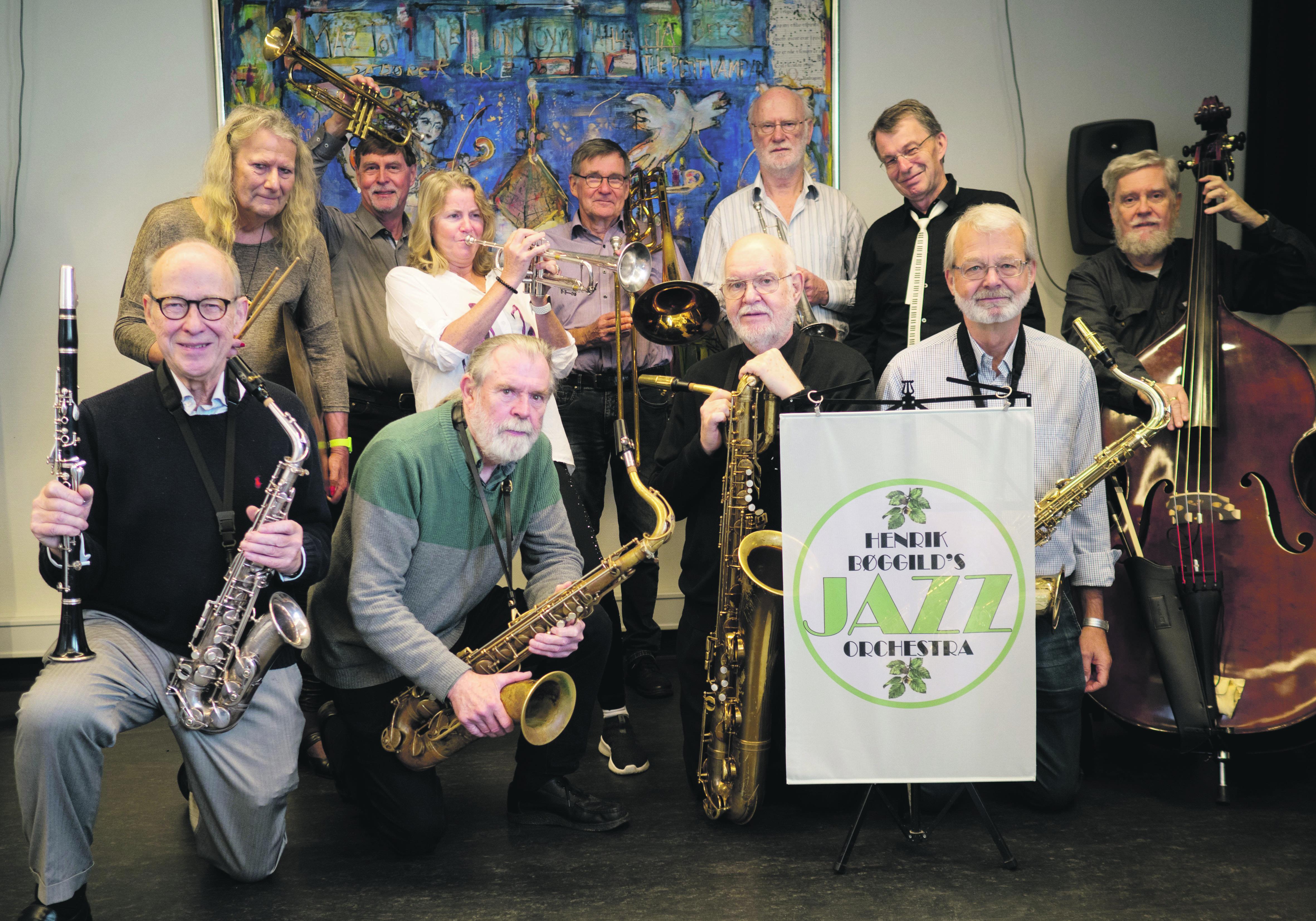 Henrik Bøggilds Jazz Orchestra