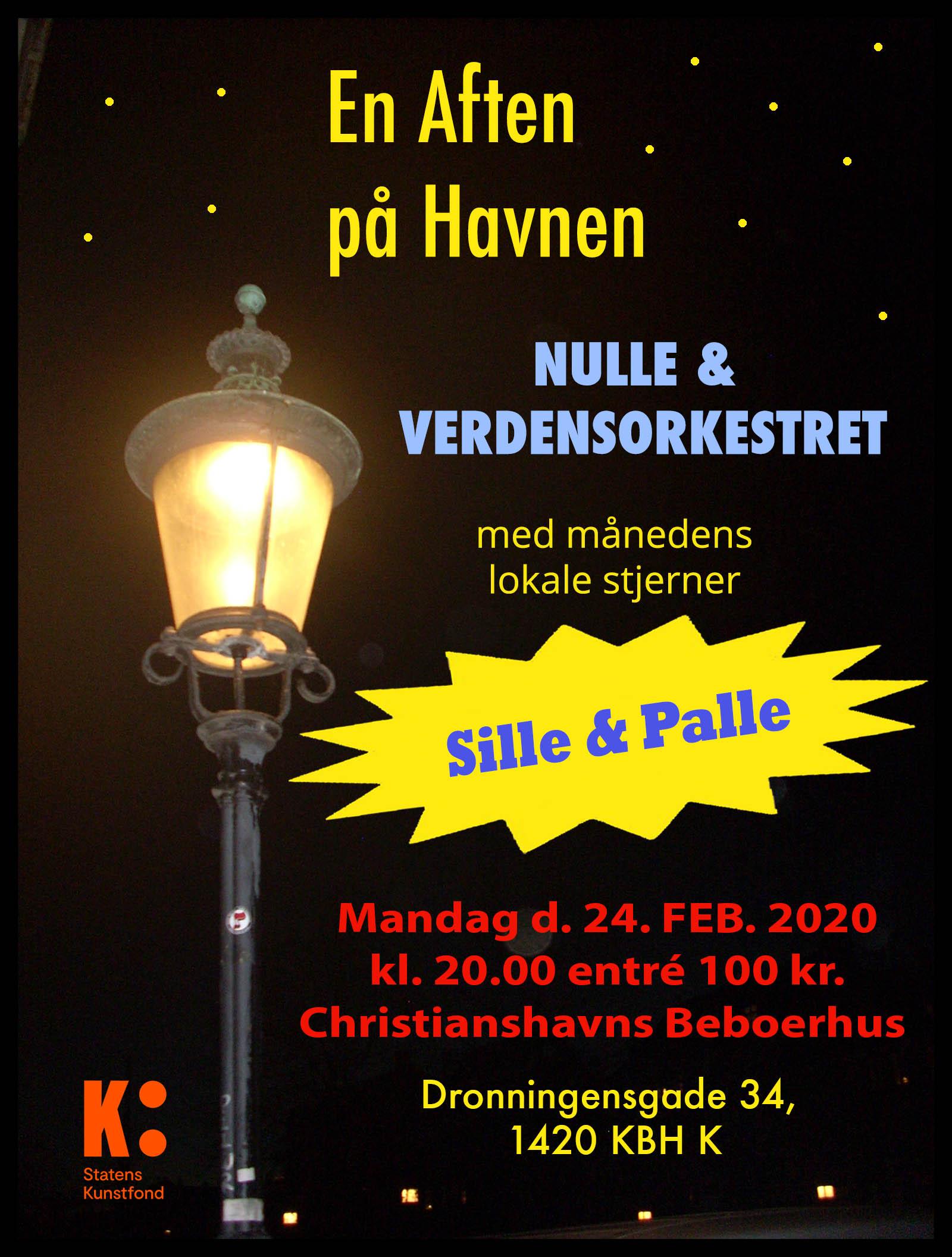 Nulle & Verdensorkestret m. Sille & Palle