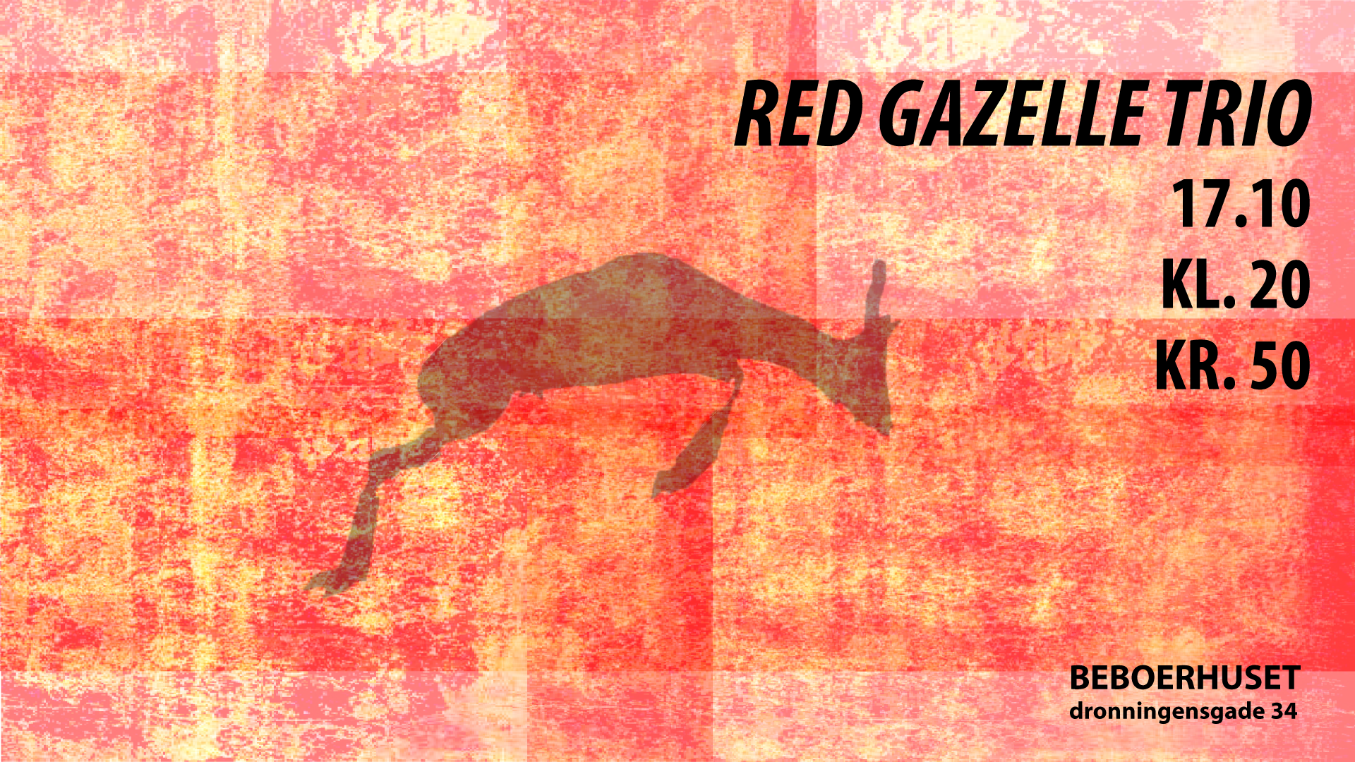 Red Gazelle Trio