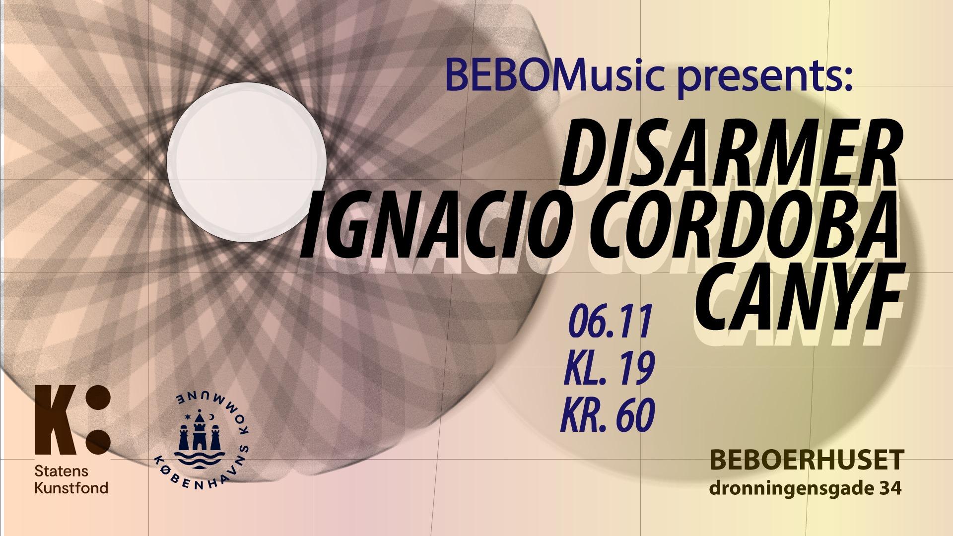 Disarmer / Ignacio Cordoba / Canyf