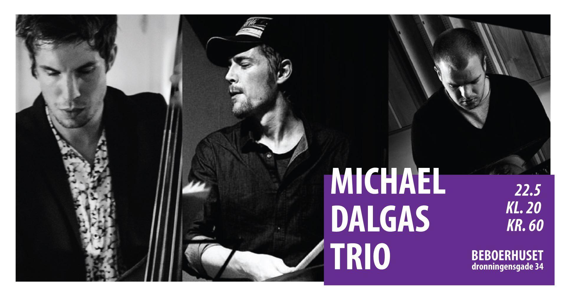 Michael Dalgas Trio