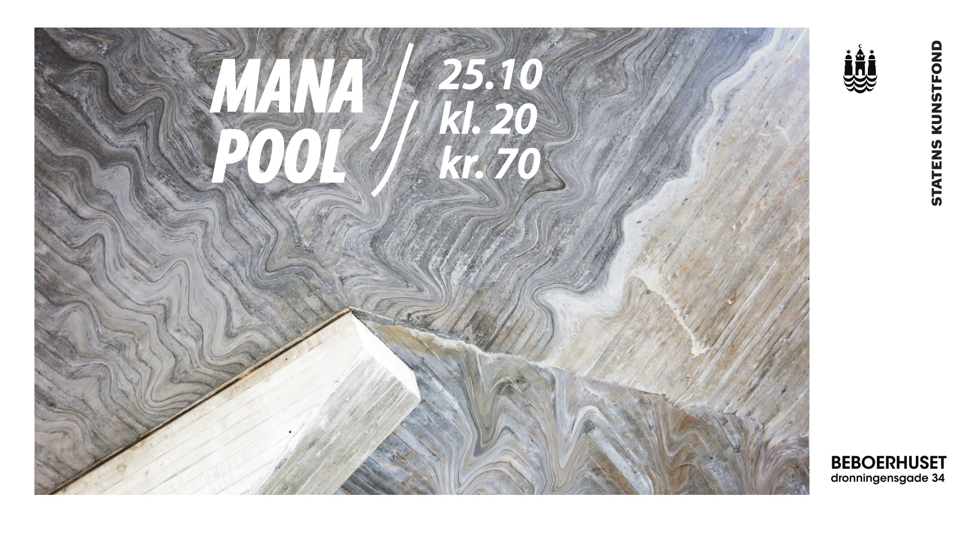 MANA POOL (& Special guests)