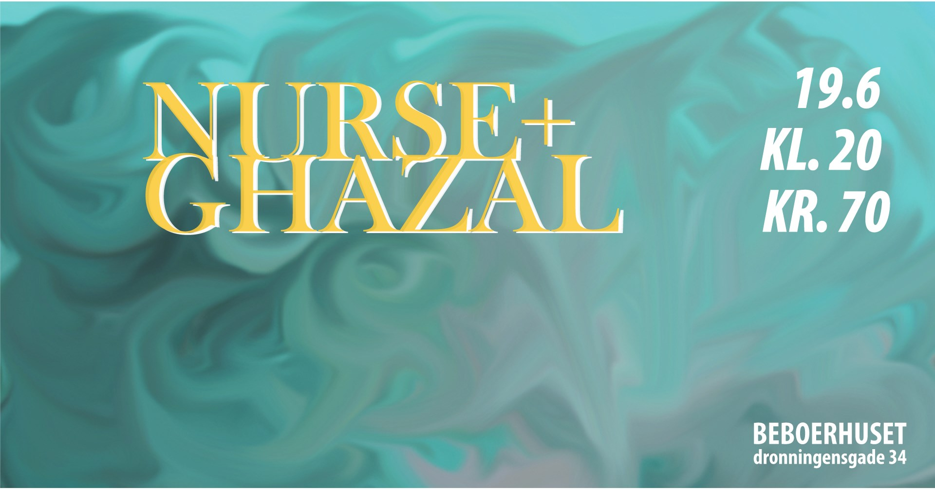 Nurse // Ghazal