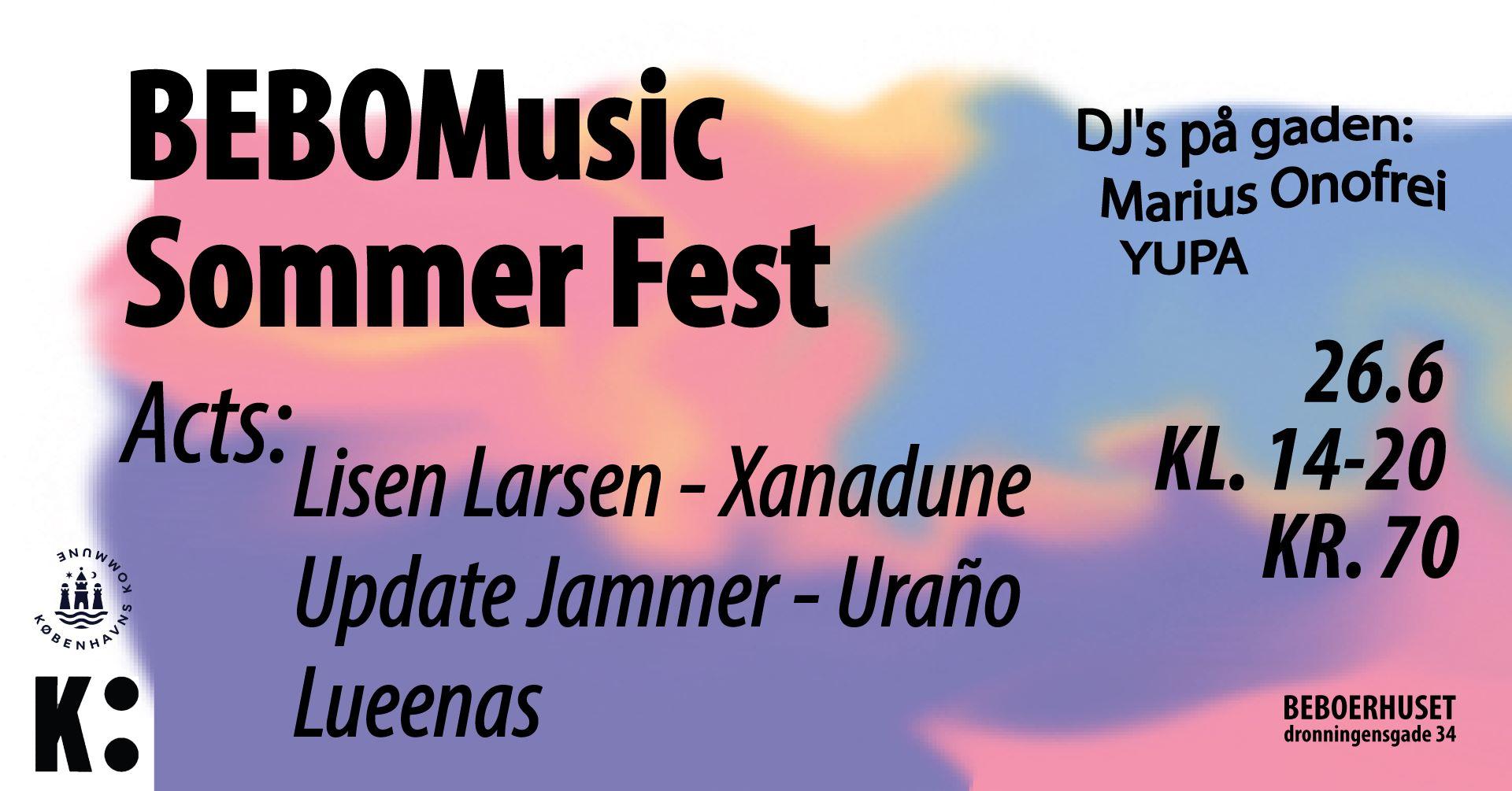 BEBOMusic Sommer Fest