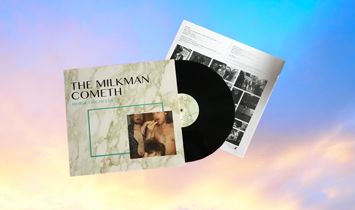 The Milkman Cometh – RELEASEKONCERT